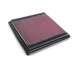 ES#3162939 - 33-2076 - Performance Engine Air Filter - Drop-in high flow replacement for your vehicle - K&N - Porsche