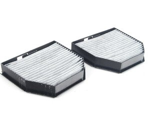 ES#1800482 - 2308300418 -  AC Cabin Filter Set  - Includes two (2) filters - Genuine Mercedes Benz - Mercedes Benz