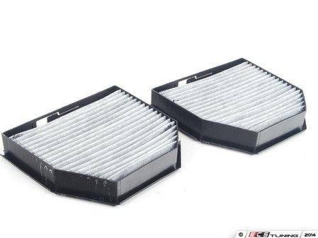 ES#1800482 - 2308300418 -  AC Cabin Filter Set  - Includes two (2) filters - Genuine Mercedes Benz - Mercedes Benz