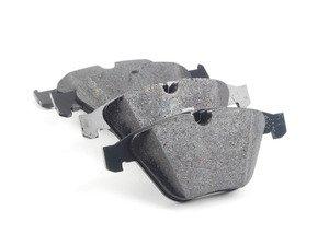 ES#2633671 - 34112339271 - Front brake pad set - Genuine replacement brake pad kit with sensor - Value Line - Genuine BMW - BMW