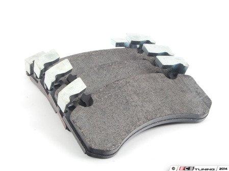 ES#2777593 - 4G0698151F - Front Brake Pad Set  - Does not include wear sensors - Ferodo - Audi