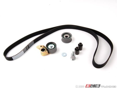 ES#1892064 - TB297K3 - ECS Tuning Timing Belt Kit - Standard - Comes with new timing belt, tensioning lever, &both relay rollers. - Continental - Audi