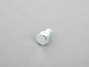 ES#2785600 - N90813202 - Oil Drain Plug - Includes crush washer. M14x1.5 - URO - Audi Volkswagen