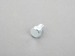 ES#2785600 - N90813202 - Oil Drain Plug - Includes crush washer. M14x1.5 - URO - Audi Volkswagen