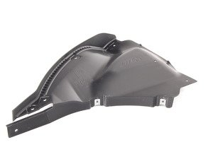 ES#2767215 - 51718054282 - Front Bumper Belly Pan Extension - Right - Replace your damaged belly pan - Genuine BMW - BMW