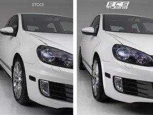 "ES#2966360 - 009478ECS04KT - GTI Flush Kit - Black Bolts - Bring your stock wheels to the ""flush"" position - ECS - Volkswagen"