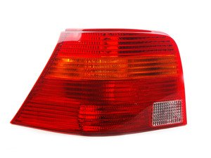 ES#2784538 - 1J6945095F - Golf Tail Light - Left - Factory Golf tail light with amber turn signal lens - TYC - Volkswagen
