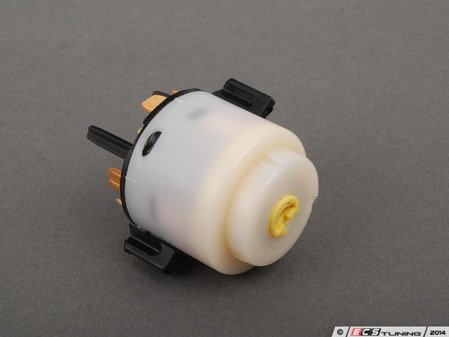 ES#2771958 - 4B0905849 - Ignition Switch - Activates the main electrical systems in the vehicle - Hamburg Tech - Audi Volkswagen Porsche