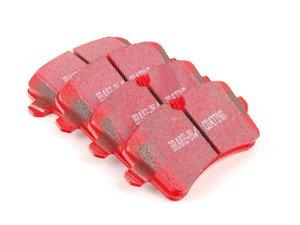 ES#2588668 - DP32082C - Redstuff Performance Rear Brake Pad Set - A high performance street pad, featuring Kevlar technology - EBC - Audi