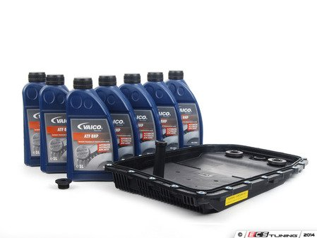 ES#2771489 - 24152333903KT - Automatic Transmission Service Kit - Level 2 - Includes all the necessary components for a complete transmission service - Assembled By ECS - BMW