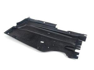 ES#451418 - 8K0825215J - Rear Underbody Liner - Left - Often damaged by improper jack placement - Genuine Volkswagen Audi - Audi