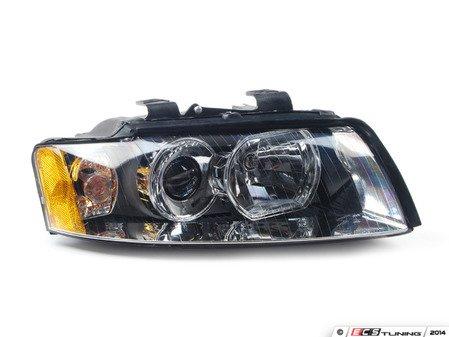 ES#2575738 - 8E0941030F - Halogen Headlight - Right - Keep your exterior lights shining bright - Genera - Audi