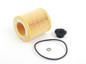 ES#2695419 - 11427640862 - Oil Filter Kit - Keep your oil clean with a new filter - Mann - BMW