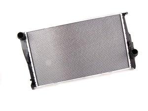 ES#38174 - 17117558480 - Engine Radiator - Manual - Keep your engine cooling properly - Genuine BMW - BMW