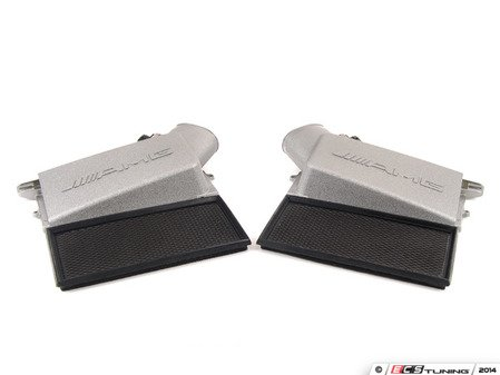 ES#2795509 - 1560940306KT3 - 6.3 AMG Air Intake Kit with Pipercross Filters - Featuring European Airboxes And Pipercross Drop In Filters - Assembled By ECS - Mercedes Benz