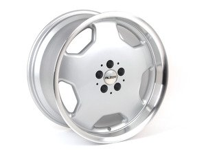"ES#2762401 - 803-4kt - 18"" Style 803 Wheels - Set Of Four - 18""x9.5"" ET35 57.1CB 5x100 Silver with Machined Lip - Alzor - Audi Volkswagen"
