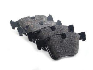 ES#2757832 - 1644202420 - Rear Brake Pad Set - Does not include wear sensor - Genuine Mercedes Benz - Mercedes Benz