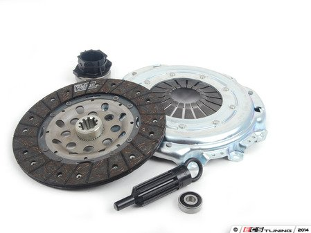 ES#2795602 - 21211223546 - Clutch Kit - Replace your worn or slipping clutch to restore drivability. Comprehensive kit includes pressure plate, clutch disc, throw out bearing, pilot bearing, and clutch alignment tool. - Valeo - BMW