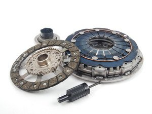 ES#2795604 - 21212283089 -  Clutch Kit - SMG Transmission - Includes clutch disk, pressure plate, throw out bearing, and clutch alignment tool. - Valeo - BMW