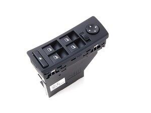 ES#167681 - 61316962505 - Window Switch Unit - Located on the driver's door - Genuine BMW - BMW