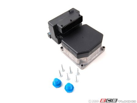 ES#257307 - 8E0998375J - ABS Pump Control Unit - Electronic Portion Only - Common cure for cars with communication problems with ABS system - Bosch - Audi Volkswagen