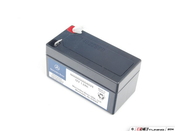 Genuine mercedes benz 000000004039 battery for Mercedes benz auxiliary battery price