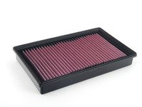 ES#2784648 - 33-3005 - Performance Engine Air Filter - Drop-in high flow replacement for your vehicle - K&N - Audi Volkswagen