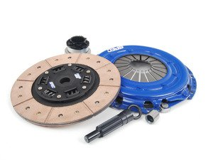 ES#2570136 - SA863F - Stage 3+ Clutch Kit - Features a full faced, carbon semi-metallic disc with a torque rating of 689 ft/lbs - Spec Clutches - Audi