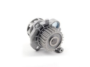 ES#2794822 - 06A121011L - Water Pump  - Featuring a metal impeller - URO - Audi Volkswagen