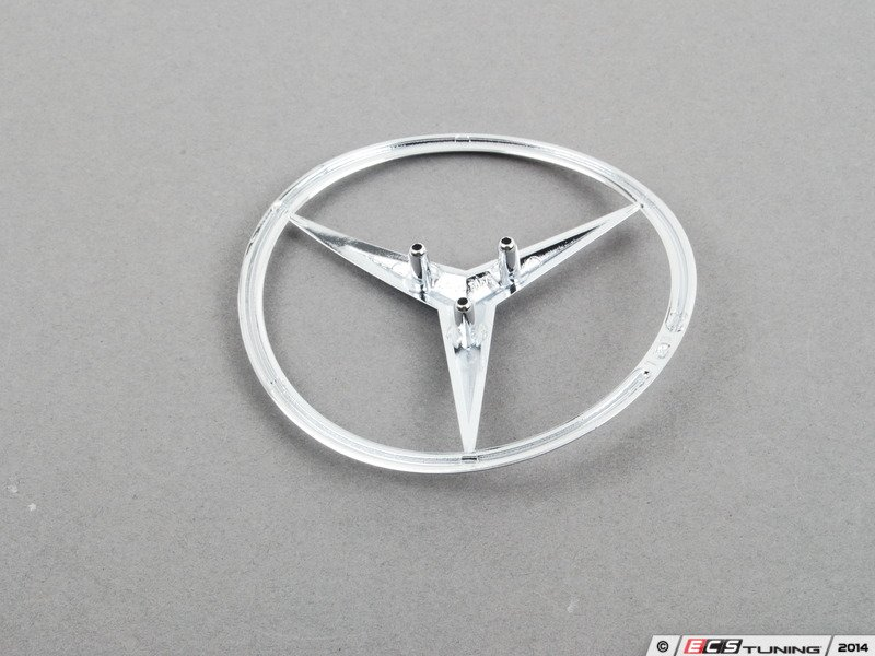 Genuine mercedes benz 2087580058 mercedes benz emblem for Mercedes benz insignia