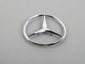 ES#1719516 - 2017580058 - Mercedes-Benz Emblem - Located on the trunk lid of your vehicle - Genuine Mercedes Benz - Mercedes Benz