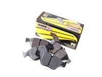 ES#252990 - hb534z.750 - Front Ceramic Compound Performance Brake Pad Set - High performance low dust & noise compound - Hawk - BMW