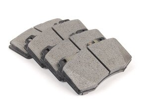 ES#2712930 - 0044200420 - Front Brake Pad Set  - Does not include new brake pad wear sensors - Meyle - Mercedes Benz