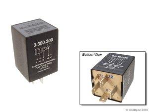 ES#7340 - 433906059 - Fuel Pump Relay - Kaehler - Volkswagen