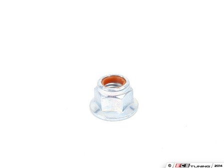 ES#2771517 - N10286110 - Self-Locking Nut (15mm) - Priced Each - Install new hardware with your new parts. M10x1.5 - ECS - Audi Volkswagen