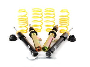ES#4057052 - 1328000N - MK7 GTI ST X Performance Coilovers - Fixed Dampening  - ST X coilovers offer sport handling with adjustable ride height - Suspension Techniques - Volkswagen