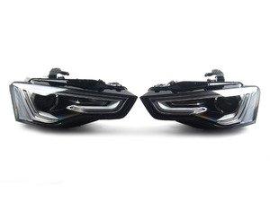ES#2770606 - 8T0941044CKT - European Xenon Headlight Set - Improved European beam pattern without amber markers - Automotive Lighting - Audi