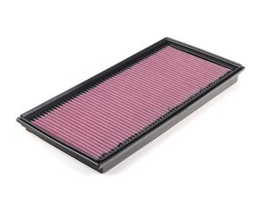 ES#2777402 - 33-2857 - Performance Engine Air Filter - Priced Each - Drop-in high flow replacement for your vehicle - K&N - Audi Volkswagen Porsche