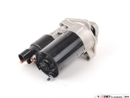 ES#2765418 - 06B911023AXKT1 - Starter - Remanufactured - Price includes $84 refundable core charge - Bosch - Audi Volkswagen