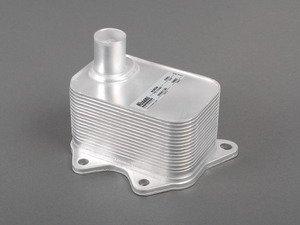 ES#2718706 - 06J117021J - Engine Oil Cooler  - Lowers engine oil temperature - Nissens - Audi Volkswagen