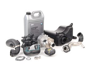 ES#2682238 - 17137607482KT - ECS Cooling System Refresh Kit - Level 1 - Stop your cooling problems before they start using all OEM parts. - Genuine BMW - BMW