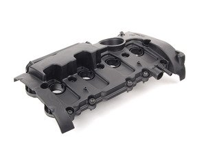 ES#280379 - 06D103469N - Valve Cover - Complete valve cover assembly, includes gaskets and hardware - Genuine Volkswagen Audi - Audi