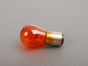 ES#4242 - 1157NA - 1157NA Dual Filament Halogen Bulb - Priced Each - Get your exterior lights shining bright again. 12V-21/5W - Osram Sylvania - Audi Volkswagen
