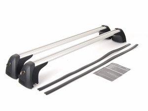 ES#2714970 - 82712327916 - Roof Rack Base Bars - Cross Member - For MINIs with installed roof rails - Genuine MINI - MINI