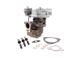 ES#1892046 - 058145703JKT - K03 Turbocharger With ECS Installation Kit - Restore boost and get going! - BorgWarner - Audi Volkswagen