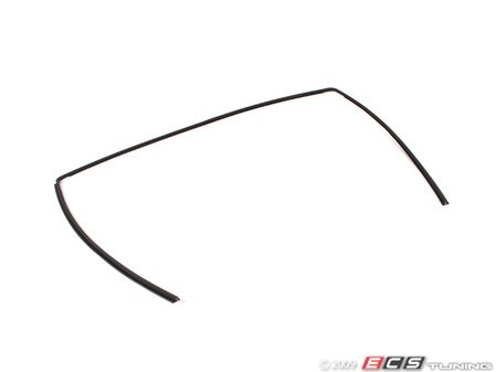 ES#93142 - 51318208468 - Upper Windshield Sealing Gasket - Commonly rots and falls apart after years in the elements - Genuine BMW - BMW