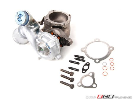 ES#1892047 - 06A145713DKT - K03 Sport Turbocharger With ECS Installation Kit - Replacement turbo with required hardware - Assembled By ECS - Audi Volkswagen