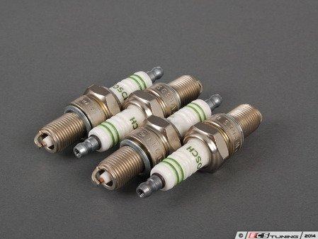 ES#2794855 - 99917017590KT1 - Spark Plugs - Set Of 4 - Bosch Silver WR 6 DS - Bosch - Porsche