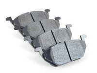 ES#252989 - HB534n.750 - Front HP Plus Compound Performance Brake Pad - Set - High performance street pad, that is also at home on a race track - Hawk - BMW