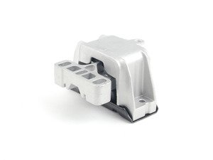 ES#2550774 - 1J0199555AP - Transmission Mount - Left - Located by the battery on the drivers side of the engine - URO - Volkswagen